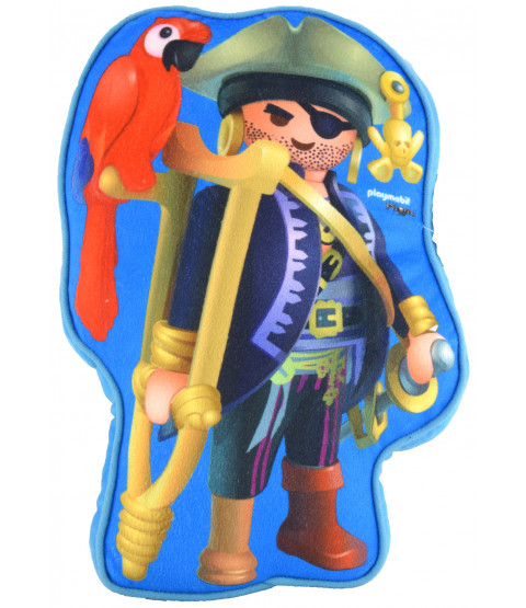 "Playmobil Kissen ""Pirates"""