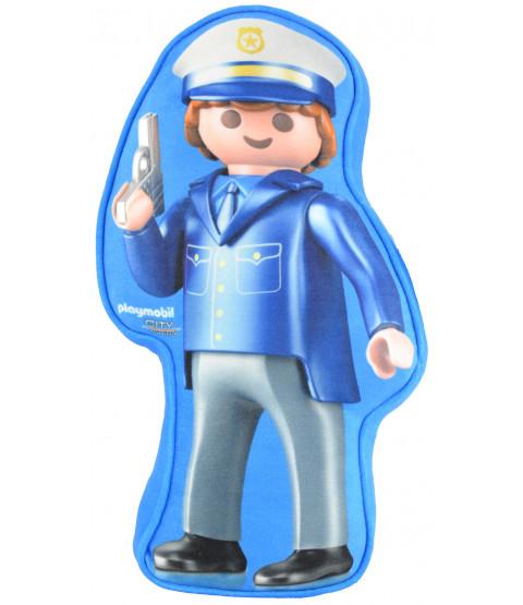 "Playmobil Kissen ""Police"""