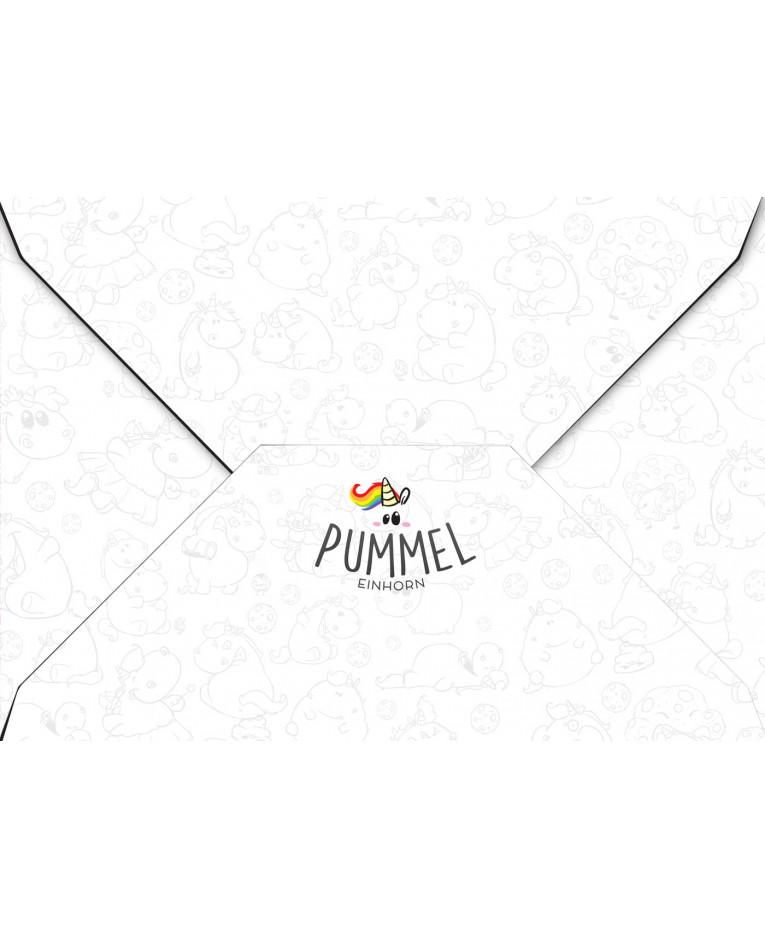 Pummeleinhorn Grusskarte Mit Umschlag Nr 1 Happy Birthday