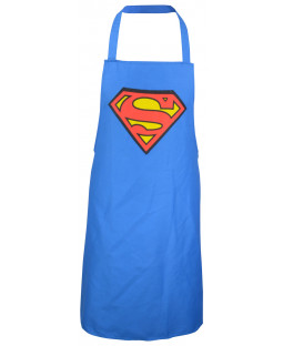 "Superman - Grill Schürze ""Superman Logo"" - 0122046"