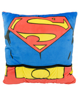 """Superman - Couch Potato Superhelden Kissen """"Superman Suit"""" - 0122047"""