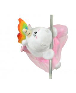 """Pummeleinhorn Plüschfigur Magnet ca. 10cm, """"fairy"""""""