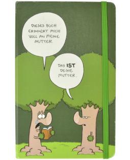 """Ralph Ruthe Notizbuch Hardcover """"Mutter"""""""