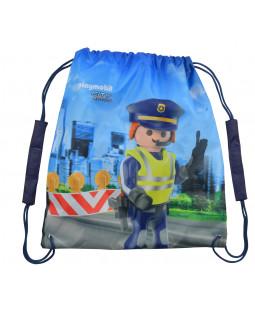 "Playmobil Turnbeutel ""Police"""