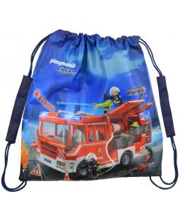 "Playmobil Turnbeutel ""Fireman"""