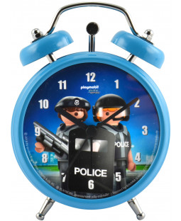 "Playmobil Wecker ""Police"""