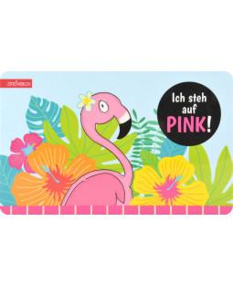 Steinbeck Flamingo Brettchen