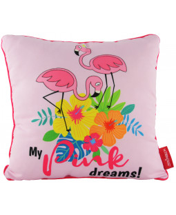 "Steinbeck Flamingo Kissen ""My pink dreams"""