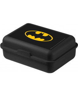 Batman - Logo Brotdose Lunchbox 175x128x69mm