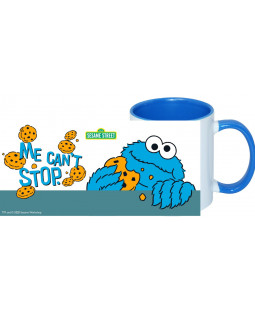 "Sesamstraße - Tasse ""Me can´t stop"" - 320 ml"