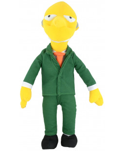 "The Simpsons - Plüschfigur ""Mr. Burns"", ca. 37 cm - 0812802"