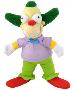 "The Simpsons - Plüschfigur ""Krusty der Clown"", ca. 31 cm - 1001400"