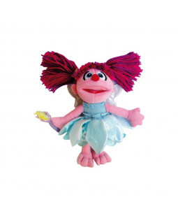 Sesamstraße - Plüschfigur Abby Cadabby, ca. 24cm - 0808282