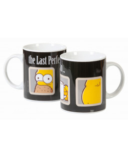 "The Simpsons - Tasse ""The Last Perfect Man"""