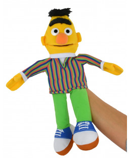 "Sesamstraße - Handpuppe ""Bert"" - ca. 41 cm"