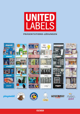 Displays Katalog (PDF, German)