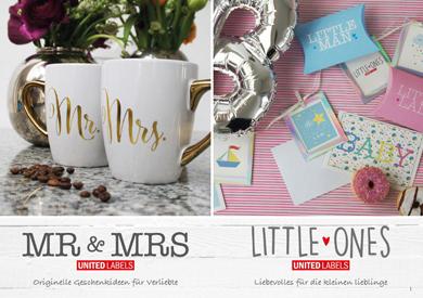 MR & MRS / LITTLE ONES (PDF, German)
